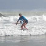 Lass uns Wellenreiten gehen im Surfcamp Comillas des Jugendwerks der AWO Württemberg