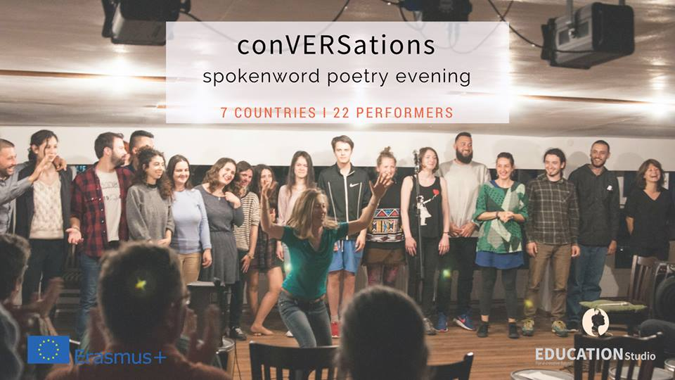 ConVERSations: Slam Poetry for Inclusion
