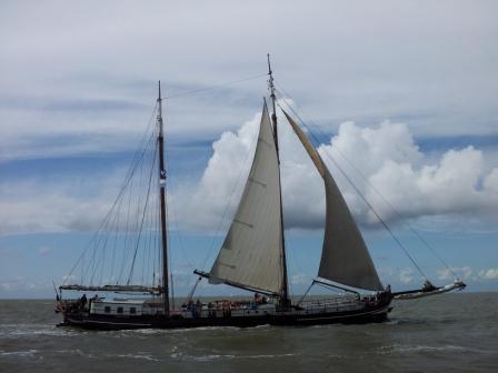 Segeltörn im Wattenmeer (16 - 19 Jahre)