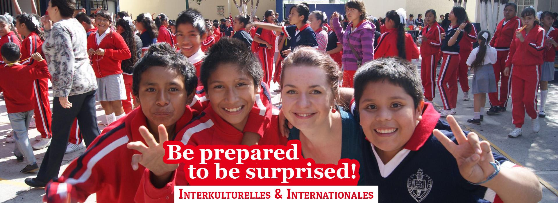 Internationale Jugendbegegnungen und europäischer Freiwilligendienst beim Jugendwerk der AWO Württemberg