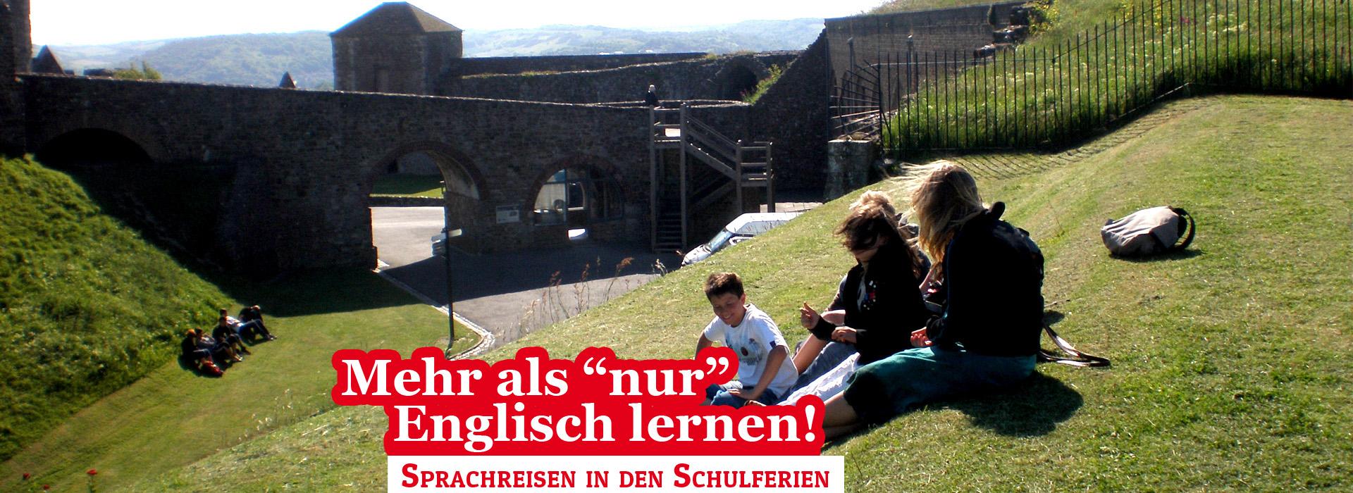 Die Sprachreisen vom Jugendwerk der AWO Württemberg finden in den Schulferien statt