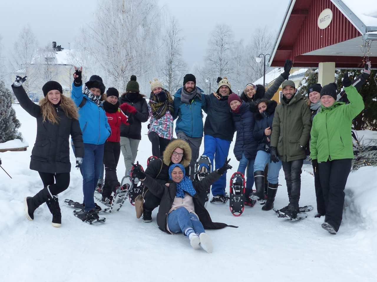 Finland EVS Study Visit Intercultural Training Course