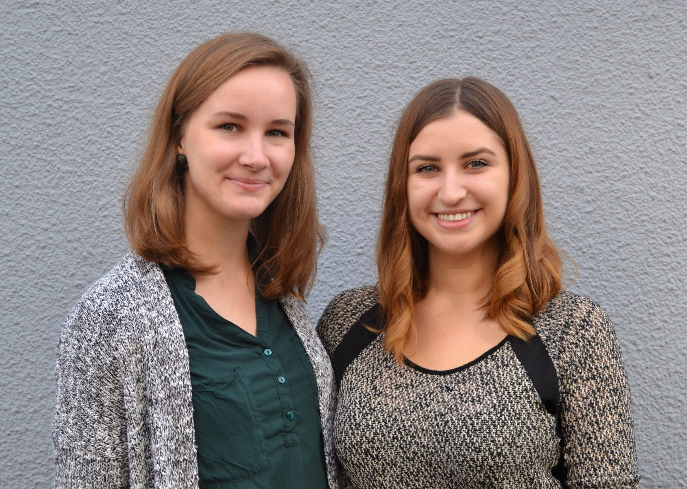 Maija and Anna