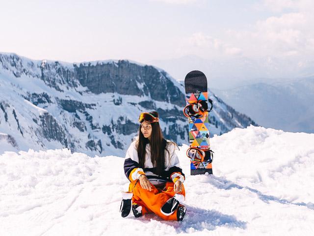 Snowboard- und Skifreizeit Alt St. Johann