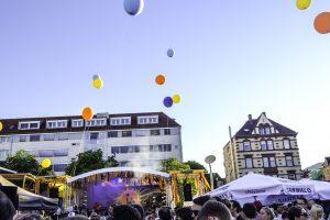 Marienplatzfestival Stuttgart hejmo snapp