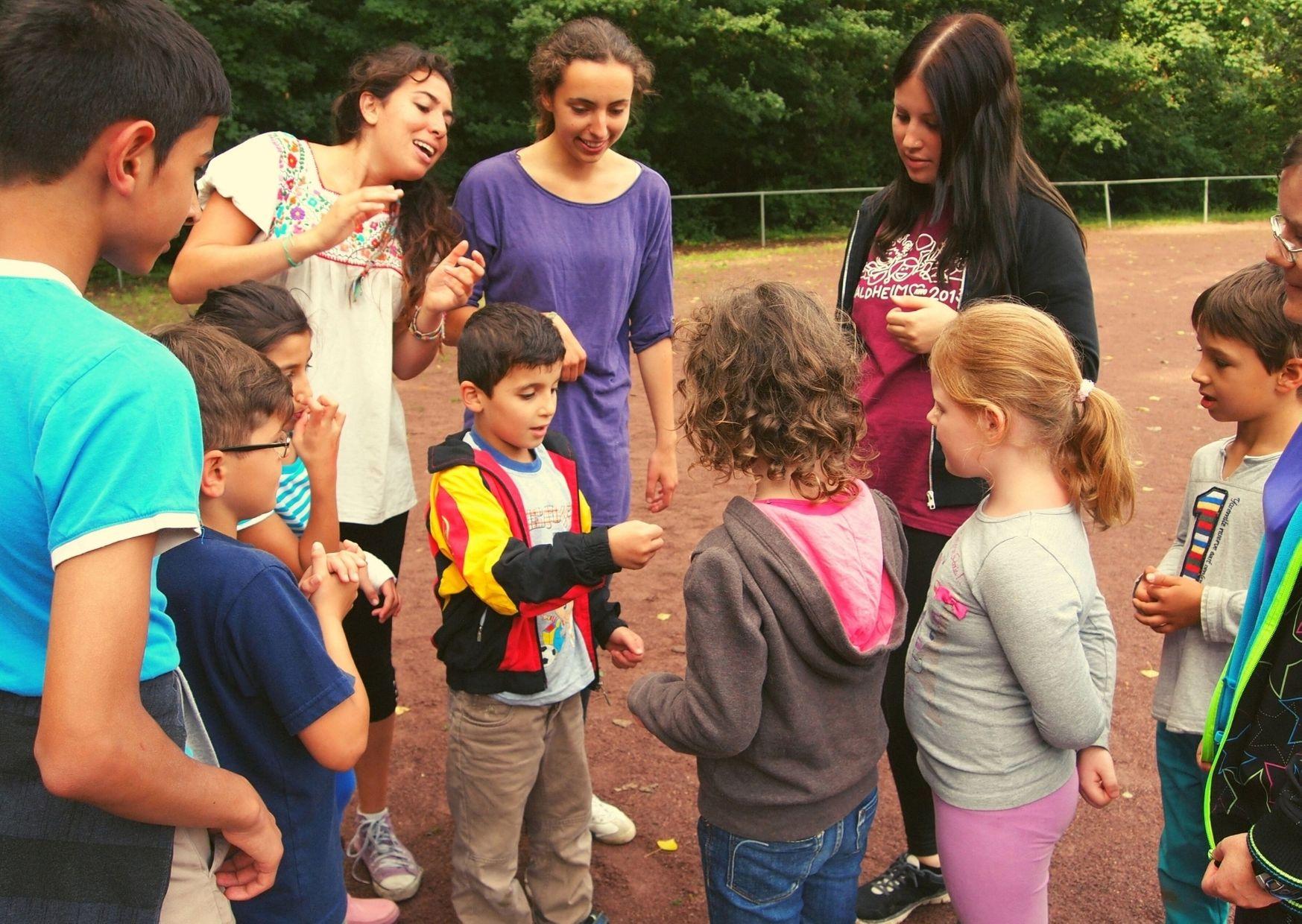 Kinderfreizeiten Jugendwerk Jugendreisen Sommer