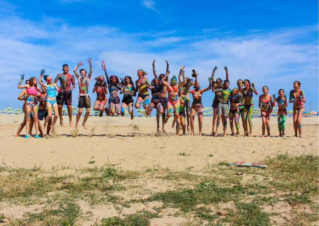 Sommerfreizeiten Freizeiten Jugendwerk
